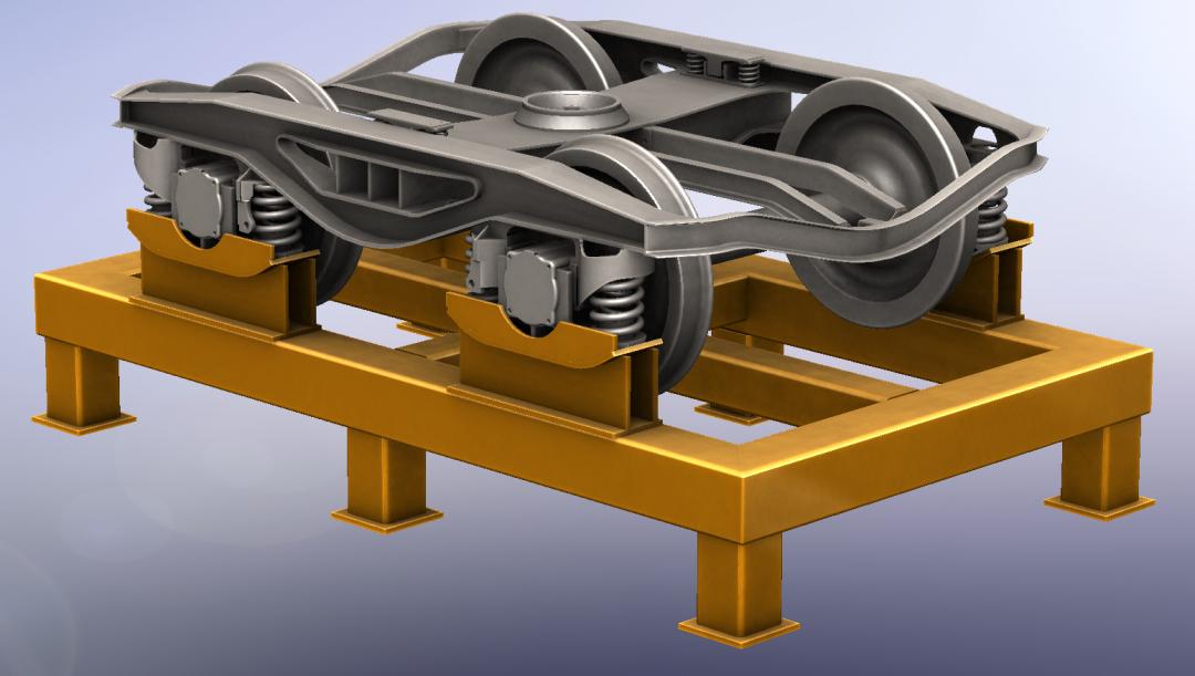XYZ engineering proyectos de ingeniería diseño de utillaje utillaje transporte