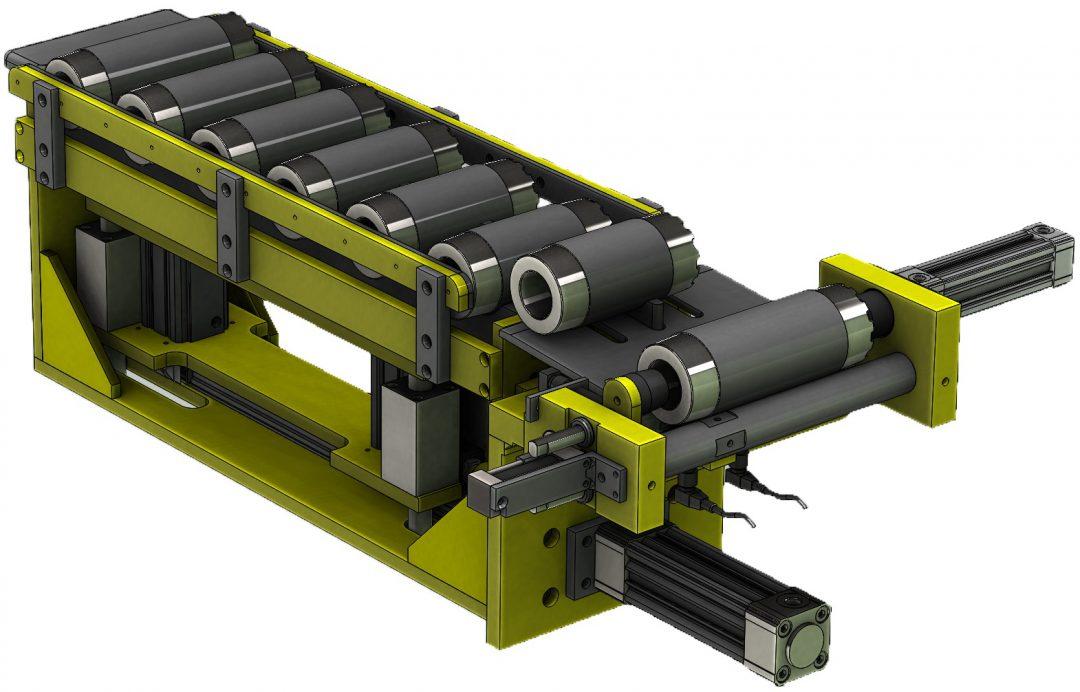 XYZ engineering proyectos de ingeniería diseño de utillajes utillaje de automatizacion